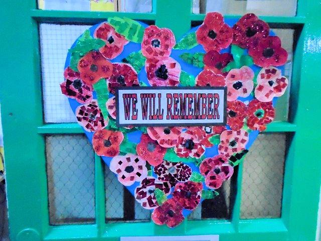 Remembrance Displays